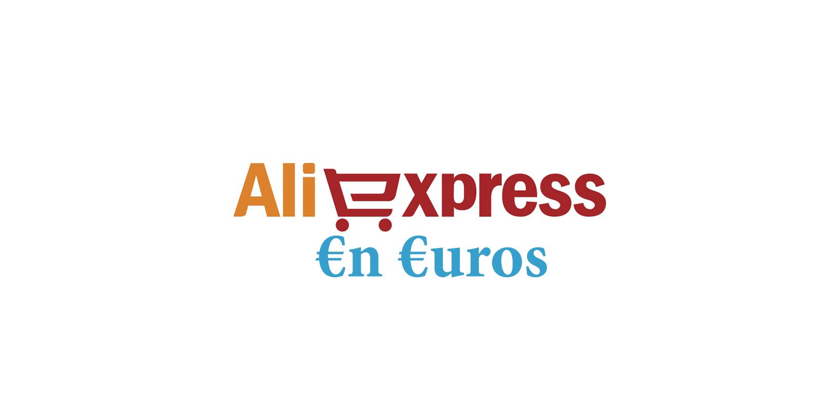 Cómo poner AliExpress en Español y en Euros – mayo 2018