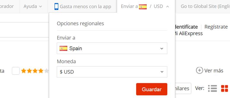 aliexpress-idoma-espanol