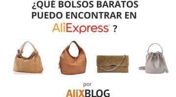 Bolsos baratos en AliExpress:  ¡hay vida más allá de las imitaciones de marcas!