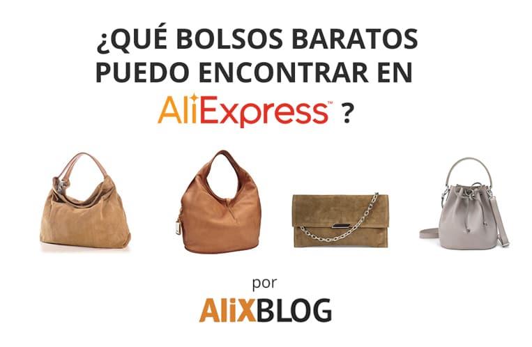 Cómo comprar bolsos baratos online