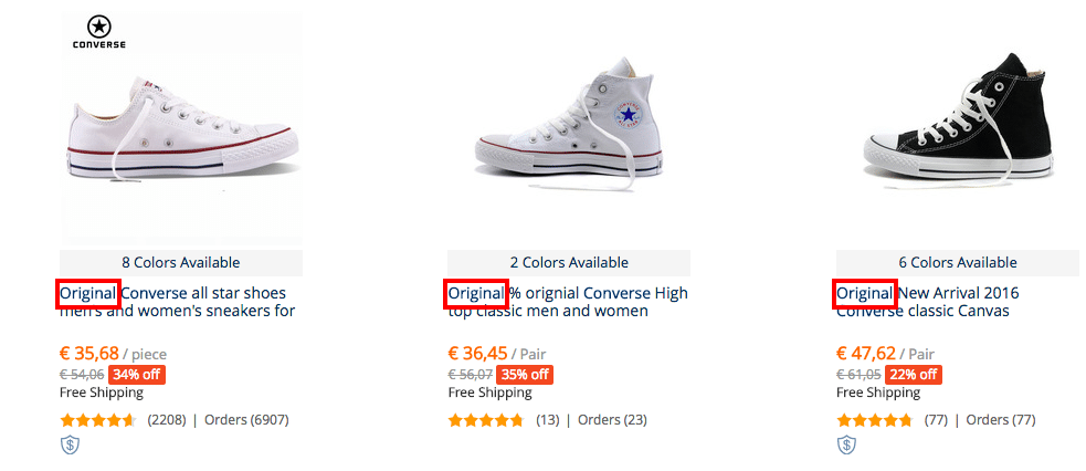 Buyers Guide On How To Buy Cheap Converse On Aliexpress 2019