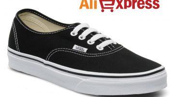 Guía 2017: Zapatillas, mochilas y gorras Vans baratas en AliExpress