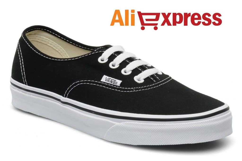 Guia para comprar Vans baratas en Aliexpress