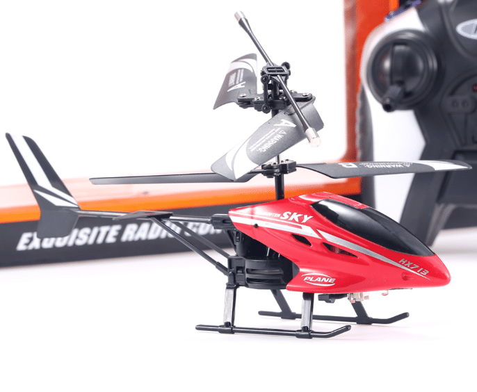 juguete helicoptero Aliexpress
