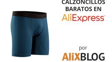 Sous-vêtements pour hommes bon marché sur AliExpress : boxers, caleçons, slips…