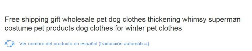 traducido