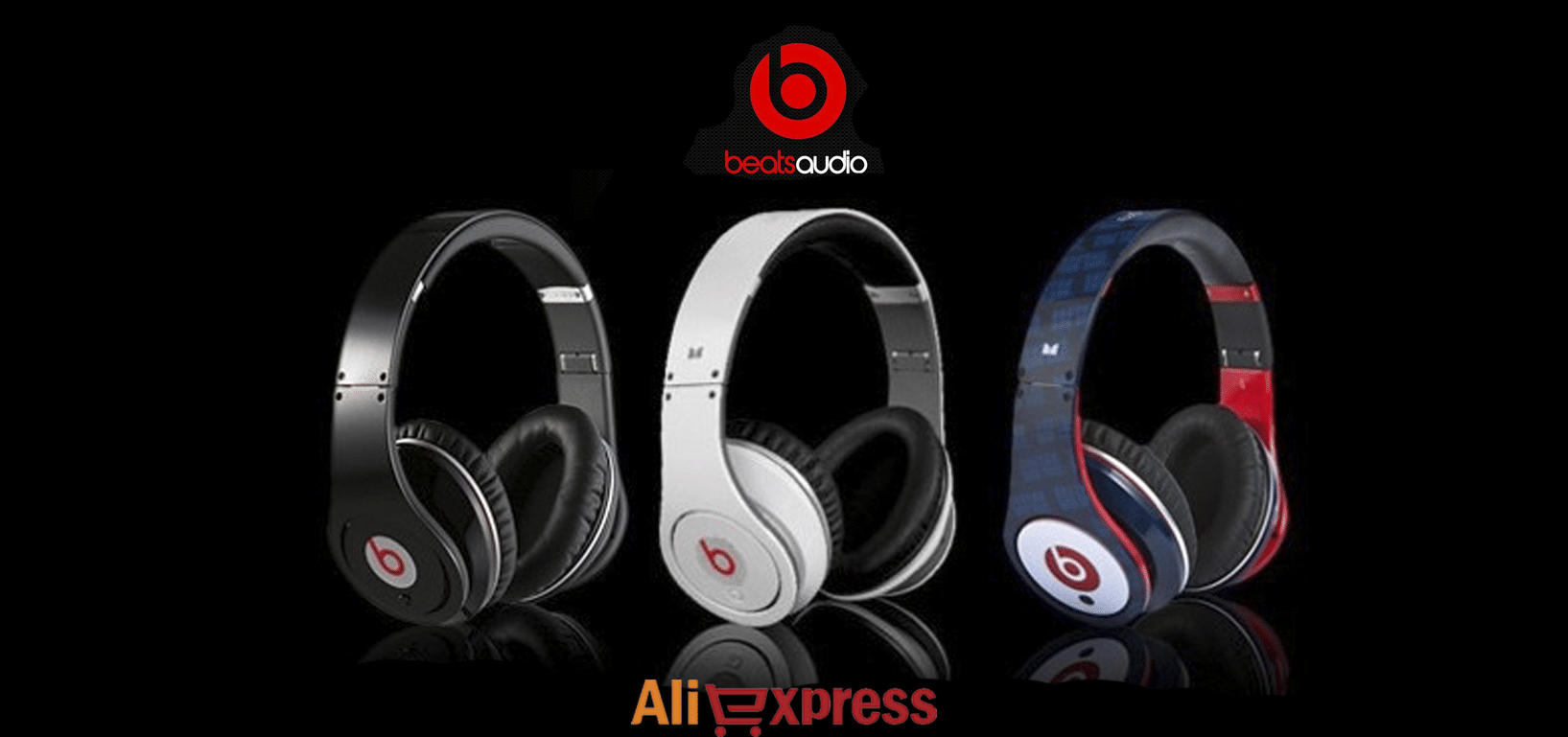 Aliexpress beats