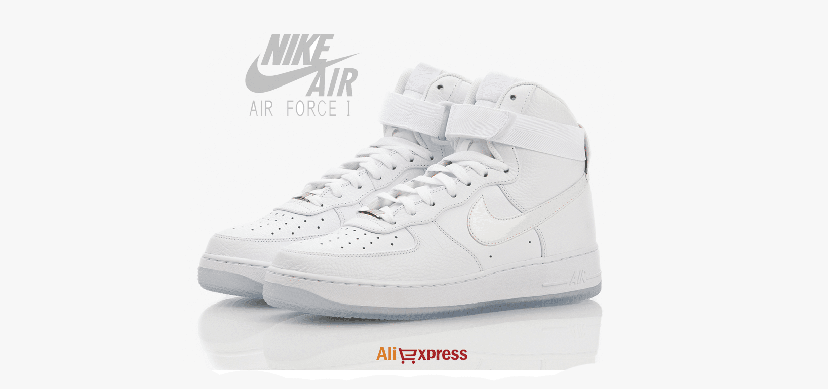Guide to buy cheap Nike Air Force on AliExpress 2020