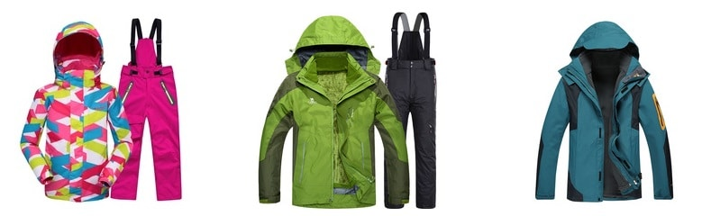 cazadoras north face aliexpress