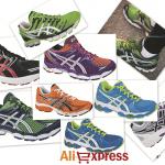 Chaussures de sport Asics Running à bas prix sur AliExpress – Guide d'achat