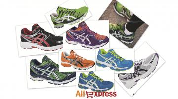 Vuelven las zapatillas Asics baratas a AliExpress (originales)