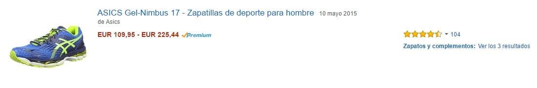 Zapatillas Asics Aliexpress