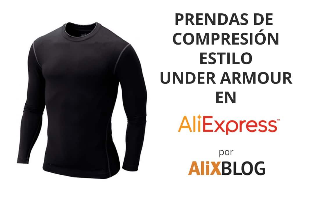 Camisetas under armour baratas