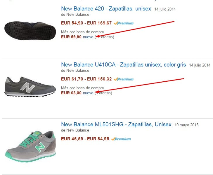 new balance aliexpress venta