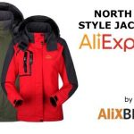 Guide to North Face style jackets and coats in AliExpress: High quality and outlet prices