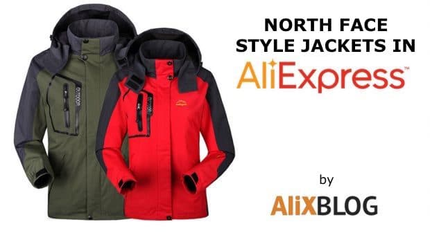 bc529ba78 Guide to North Face style jackets and coats in AliExpress: High quality and  outlet prices