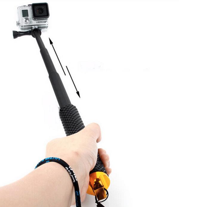 palo selfie gopro acesorios