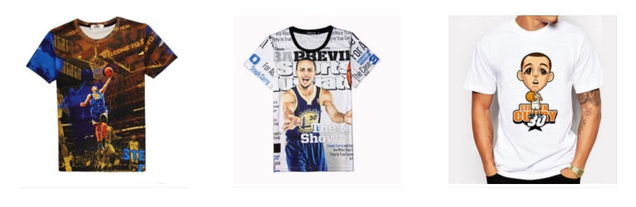 Stephen Curry Shirt