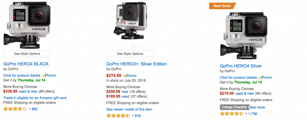 GoPro Amazon ENG