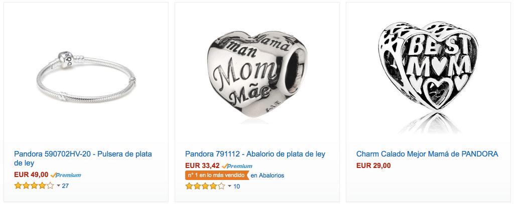 bisutería pandora barata en AliExpress charms, collares, pulseras, beads