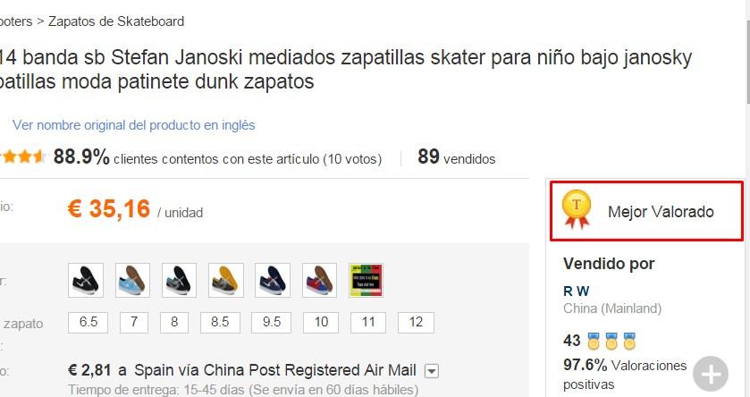 Comprar Nike Janoski Baratas