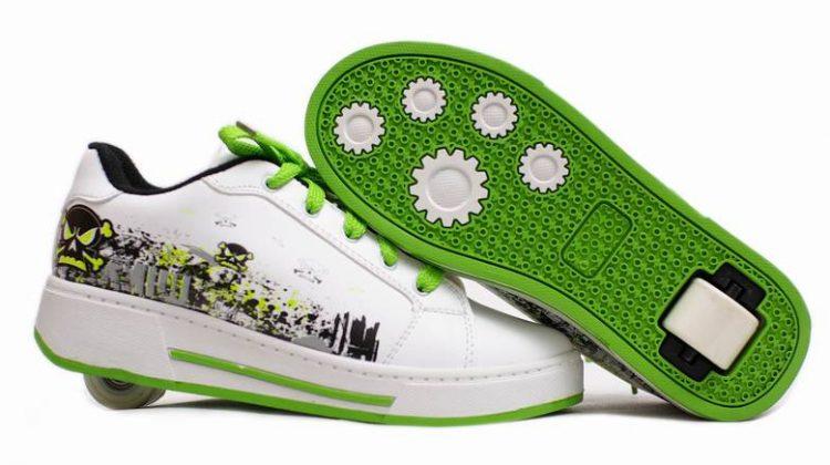 Zapatillas con ruedas baratas