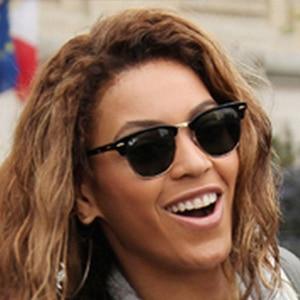 Beyonce con unas Clubmaster