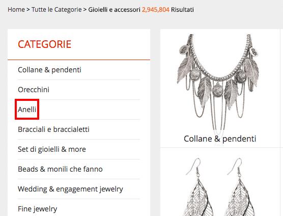 b8583736ce242b I migliori venditori di anelli e gioielli scontati su AliExpress