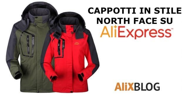 North face AliExpress