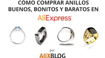 How to find pretty, cheap, good quality rings in AliExpress