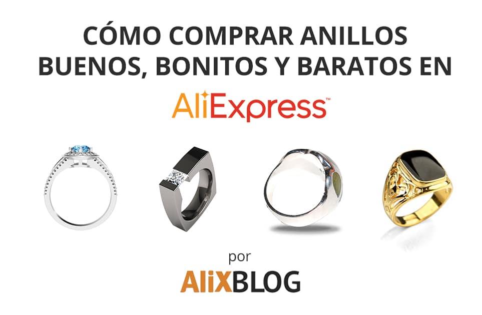 24a84f72add8 Anillos Baratos en AliExpress - Trucos de Compra junio 2019
