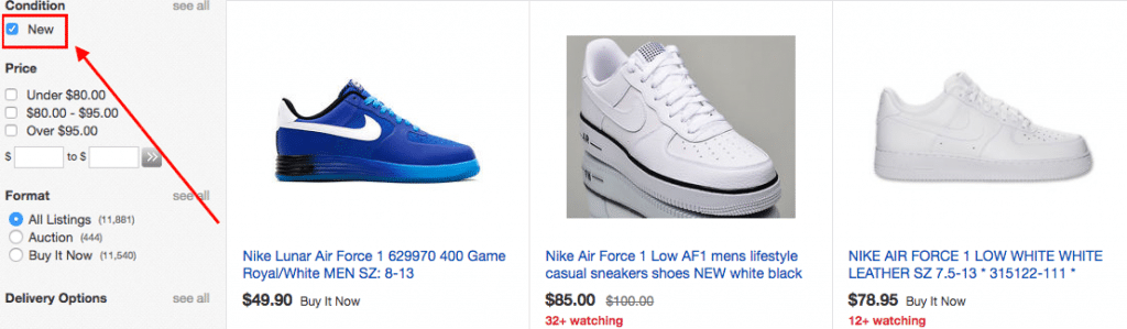 cf1f4098a01d1 Guide to buy cheap Nike Air Force on AliExpress 2019
