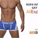 Intimo gay scontato su AliExpress: Addicted e marche cinesi in stile Andrew Christian