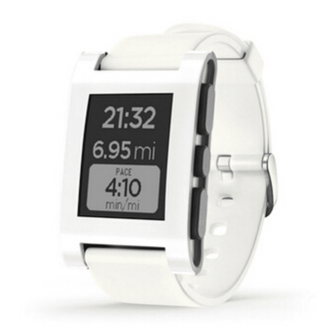 smart watch pebble steel barato