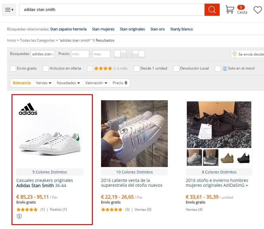 Adidas Stan Smith Prezzo Migliore