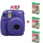 instax mini 8 fujifilm : polaroid : pelicula