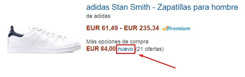 Zapatillas Smith para hombre