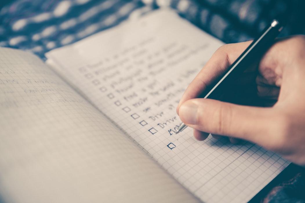 checklist buyers guide aliexpress