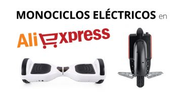 monociclos electricos aliexpress
