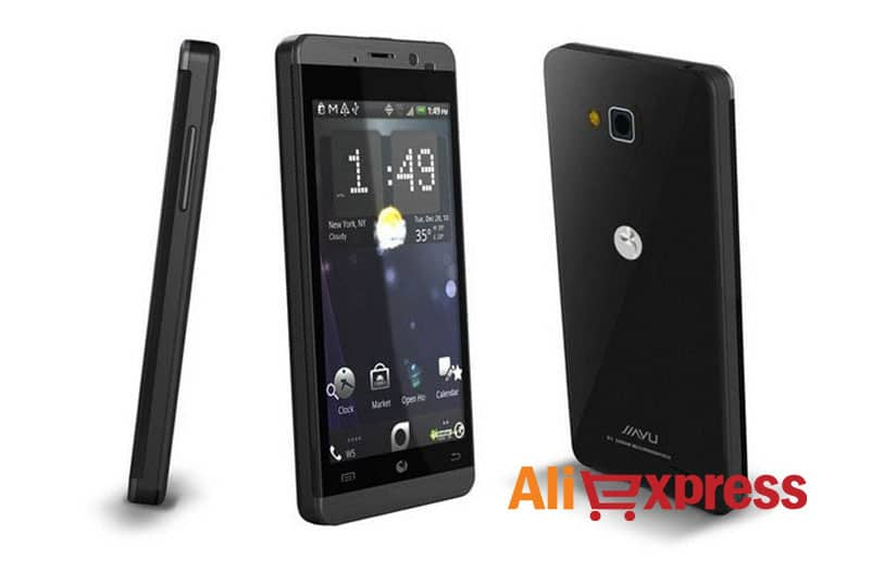 moviles jiayu baratos aliexpress