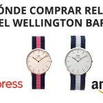 Acheter des montres Daniel Wellington bon marché : AliExpress ou Amazon