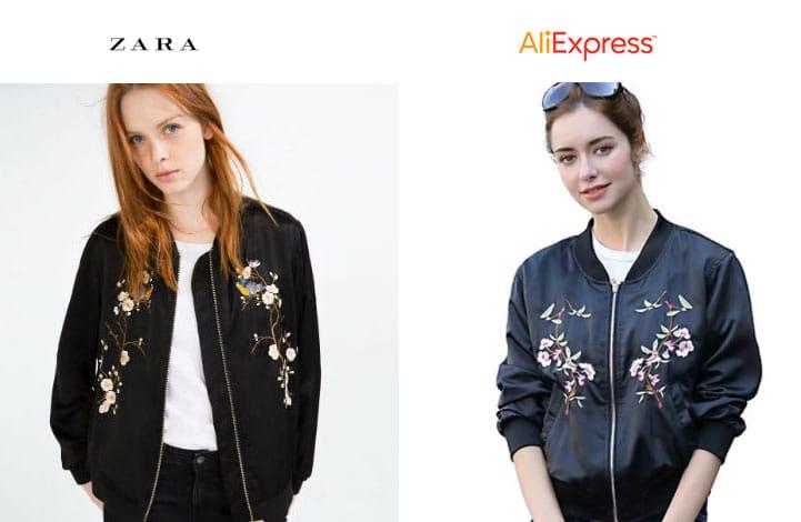 Guía  ropa y accesorios Zara MUY baratos en AliExpress (en 2019) f1aa3cb08eb