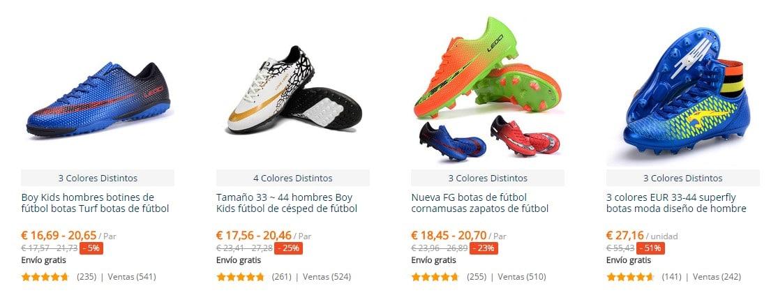 112ed13dea05c Yo creo que esta puede ser una buena alternativa en lugar de unas botas de  fútbol de imitación