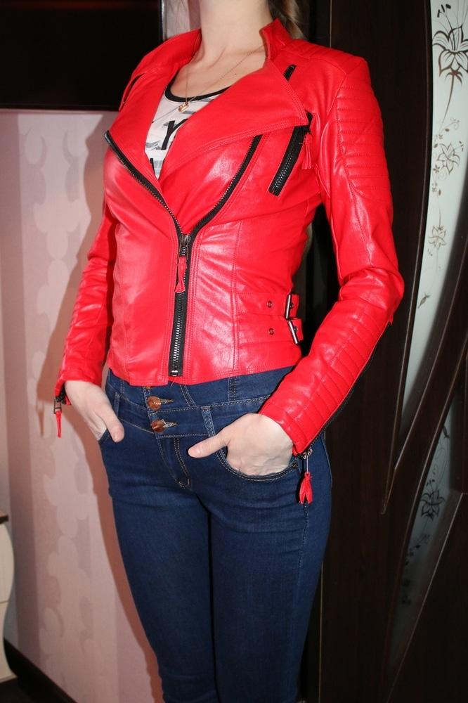 chaqueta-roja-mujer