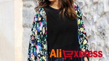 Buying cheap kimono jackets on AliExpress