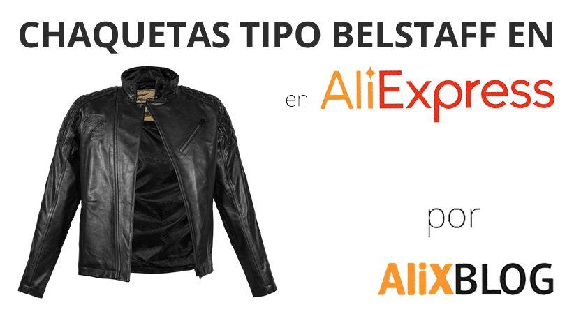 outlets baratos de chaquetas belstaff en AliExpress