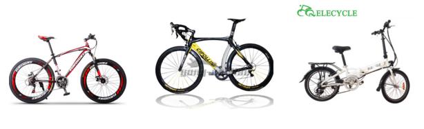 Bicicletas no AliExpress