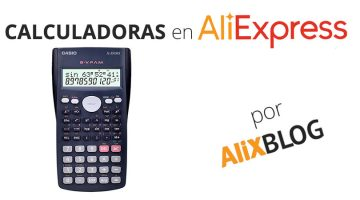 Comprar calculadoras científicas y gráficas baratas en AliExpress