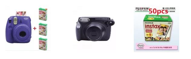 Fujifilm:polaroid Instax