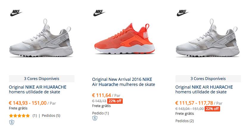 Nike Huarache PT